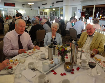 Thumbnail image of Malcolm Toon, Nanette Whiteway, Roger Whiteway - Douglas Smith Commemorative Dinner