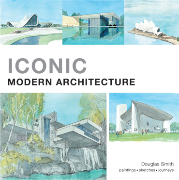 Iconic Modern Architecture: Front cover