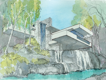 Thumbnail image of Douglas Smith - Douglas Smith new book: Iconic Modern Architecture