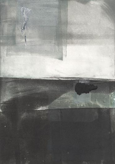 Monoprint by Hannah Tounsend