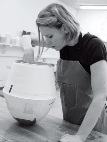 Thumbnail image of Photograph of Hannah Tounsend at work - Hannah Tounsend - LSA Student Award 2015 Winner