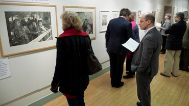 Thumbnail image of View of Simply Drawing Exhibition - Simply Drawing - preview 15 January 2015