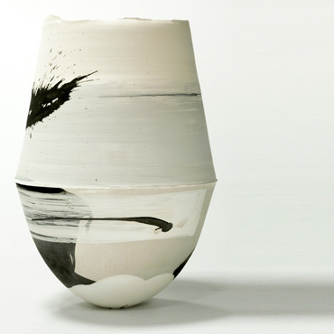 photograph of ceramic vessel