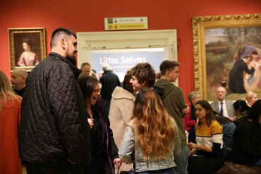 Thumbnail image of Preview evening: Little Selves exhibition - Little Selves - Preview Photographs