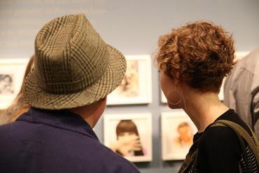 Thumbnail image of Preview evening: Little Selves exhibition - Little Selves - Preview Photographs