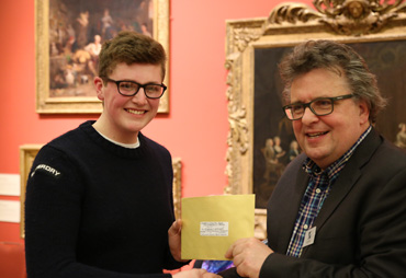Thumbnail image of Robert Spicer (Loughborough Grammar School student) and Lars Tharp - Little Selves - Preview Photographs
