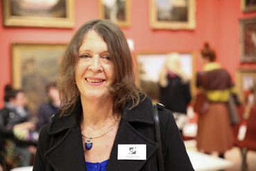 Thumbnail image of Suzanne Harry, Chair of Leicester Society of Artists - Little Selves - Preview Photographs