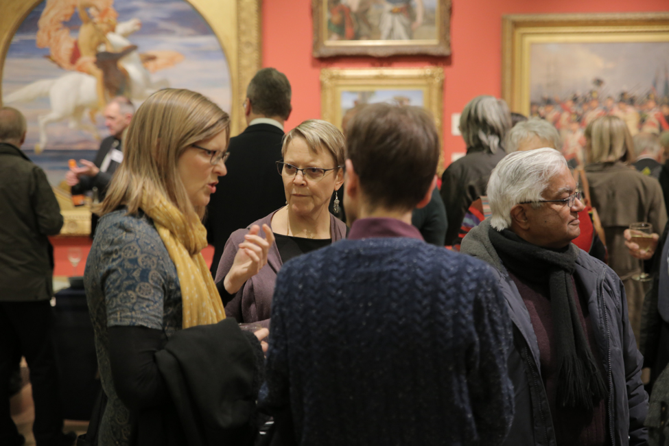 Thumbnail image of LSA Annual Exhibition 2017 preview at New Walk Museum - LSA Annual Exhibition 2017 Preview Evening