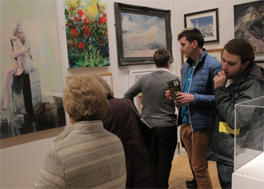 Thumbnail image of Preview of LSA Annual Exhibition 2017 - LSA Annual Exhibition 2017 Preview Evening
