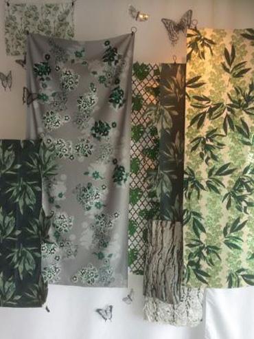Textile by Francesca Brusciani