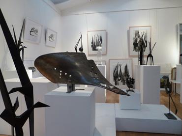 Thumbnail image of The studio of John Sydney Carter - We Explore The Studio Of John Sydney Carter