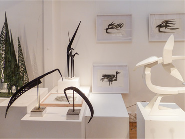 We Explore The Studio Of John Sydney Carter