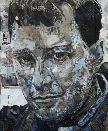 Introduction image for Joe Orton by Danielle Vaughan joins Leicester Museums collection