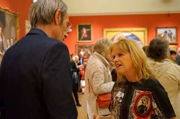 Thumbnail image of David Clarke and Deborah Bird - LSA Annual Exhibition - Preview Evening