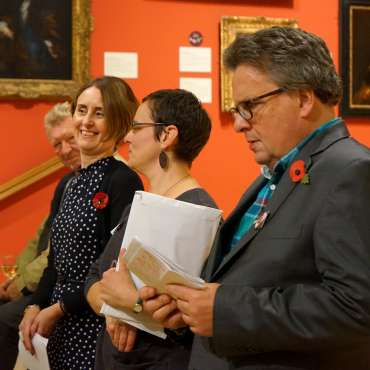 Thumbnail image of Jo Jones, Ruth Singer, Lars Tharp - LSA Annual Exhibition - Preview Evening