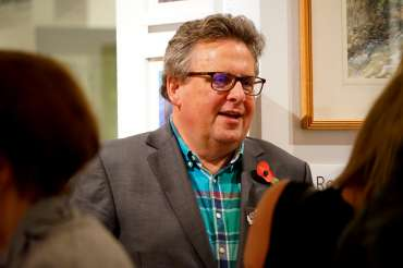 Thumbnail image of LSA President Lars Tharp - LSA Annual Exhibition - Preview Evening