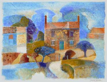 Thumbnail image of David Easton, 'Cottage' - Remembering David Easton RI