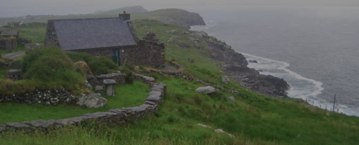 Cill Riallig arts centre residency