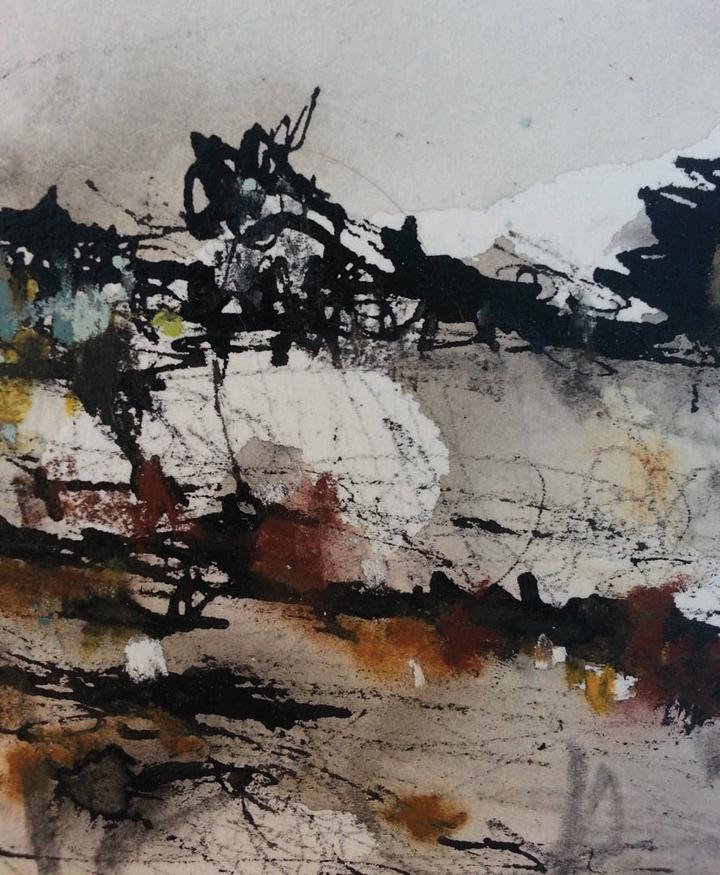 Emma Fitzpatrick 'Bullock Harbour'