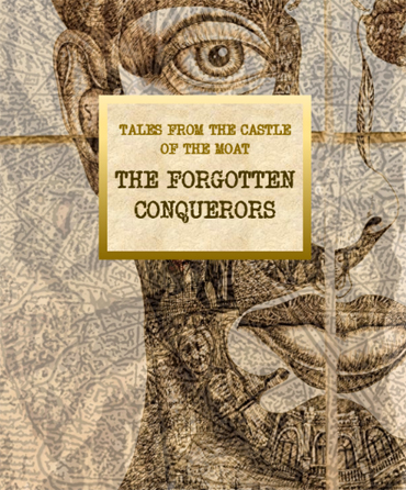 Introduction image for The Forgotten Conquerors - a new publication by George Sfougaras