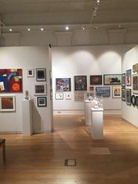 Meet the LSA Artists at New Walk Museum!