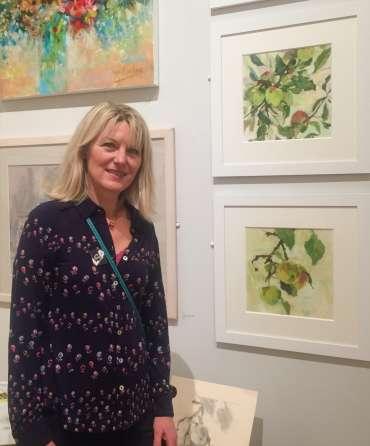 Thumbnail image of Hazel Crabtree - Meet the LSA Artists at New Walk Museum!