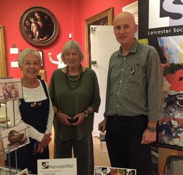 LSA were delighted to take part in the New Walk Museum birthday celebrations