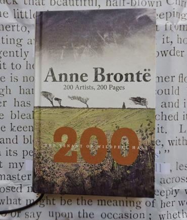 Anne Bronte 200 book