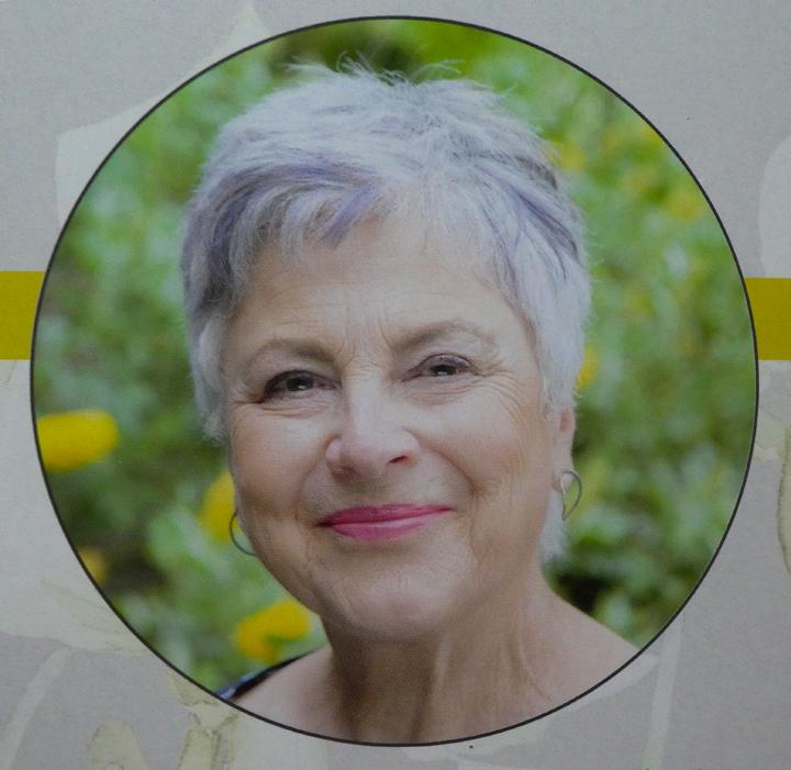 Photograph of Vivienne Cawson
